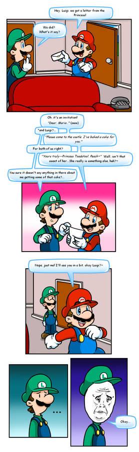 Mario 64 thing: Invitation