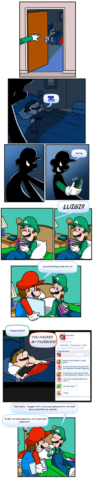 Pranksters 2: Page 3 by Nintendrawer