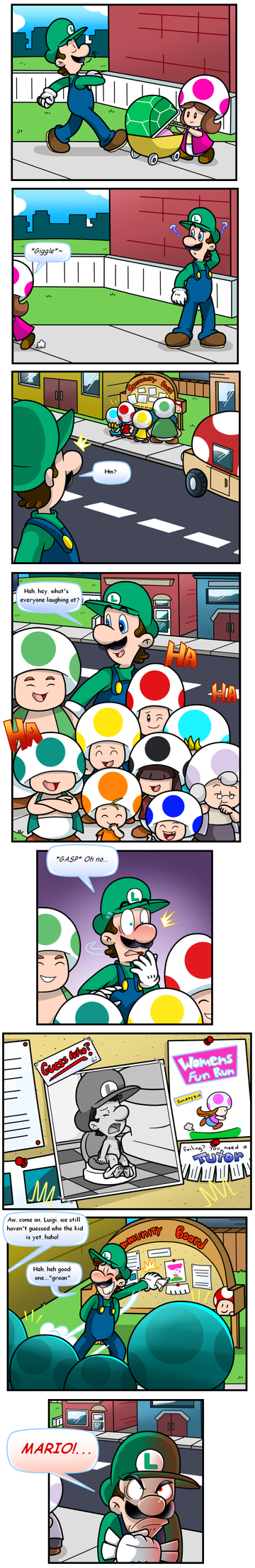 Pranksters 2: Page 4 by Nintendrawer
