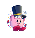 Collab Entry: Magic Kirby
