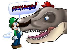 Walk the Dinosaur~