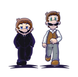 Commish: Marchionne and Luciano