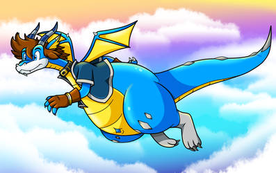 Commish: Flyin' High