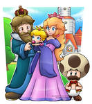 Royal Family by Nintendrawer