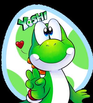 Yo-Yoshi!