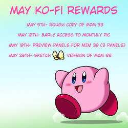 May Reward List
