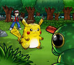Pokemon: Viridian Forest