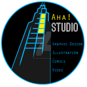 After Hours Art Studio Logo by nickjuliano