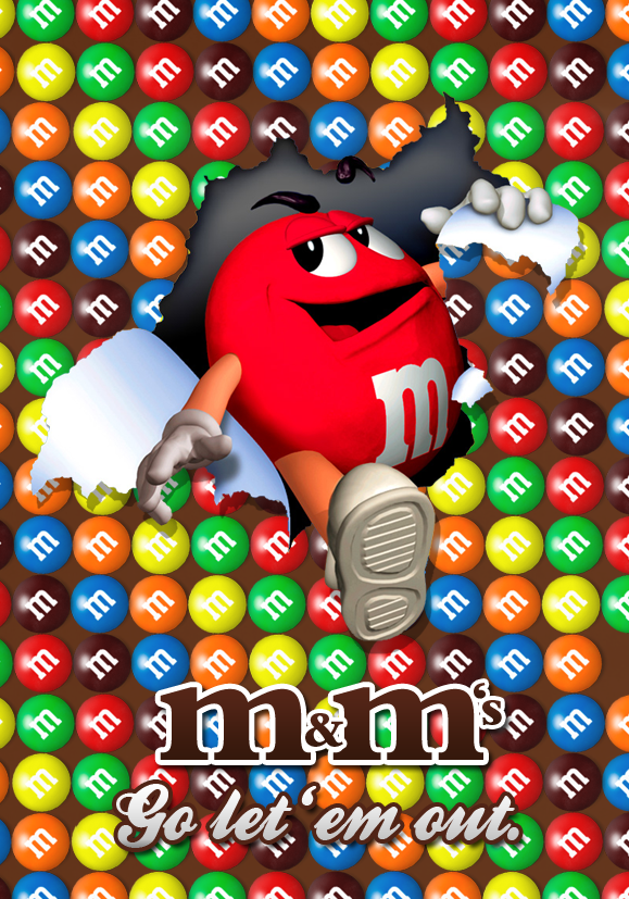 MnM's - Go Let 'em Out by GotGfx