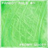Fanboy Rule Number 1 by SoulOfSixes