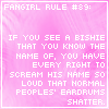 Fangirl Rule Number 89 by SoulOfSixes