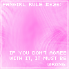 Fangirl Rule Number 326 by SoulOfSixes