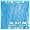 Yaoi Fan Rule Number 1 by SoulOfSixes