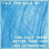Yaoi Fan Rule Number 1 by SoulOfSixes