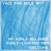 Yaoi Fan Rule Number 17 by SoulOfSixes