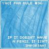 Yaoi Fan Rule Number 96 by SoulOfSixes