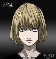 Mello by Airen-chan