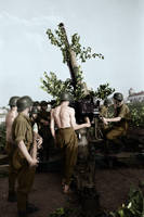 29/38 M AA gun in russia 1942 by Greenh0rn