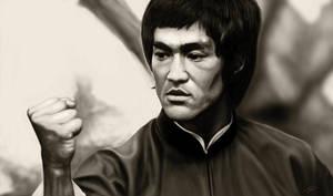 Bruce Lee Study