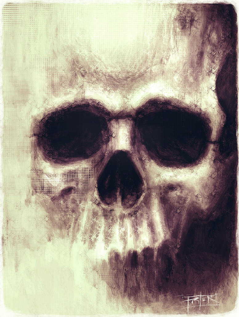 Skull by RodgerPister