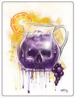 Kool Aid Skull by RodgerPister