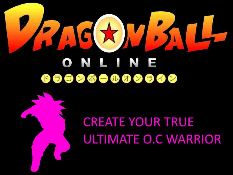 Dragon Ball Online Deviantart Logo R P by CodySWAGGER129 on DeviantArt