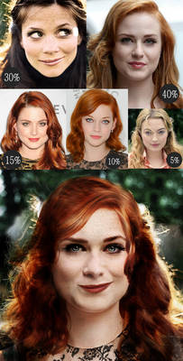 Face Blend - Tabitha Keaton (how-to)
