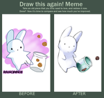 Draw again - 002 (Rain Cookie)