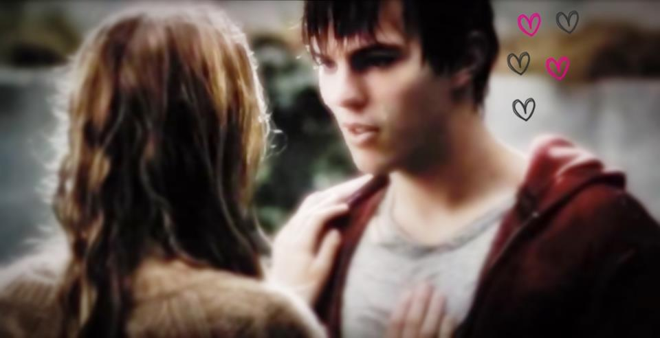 R and Julie Warm Bodies by ezi0auditore