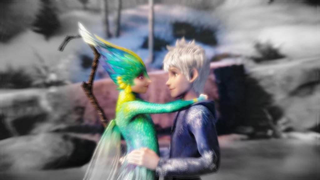 Jack Frost And Tooth Fairy by ezi0auditore on DeviantArt