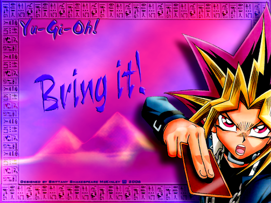 YGO - Bring it On by RoseDuelistBBSHM