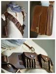 Nathan Drake Leatherwork