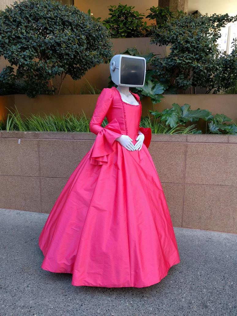 Princess Robot by OrangeMoose