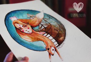 Run fox run by LucyBumpkinova