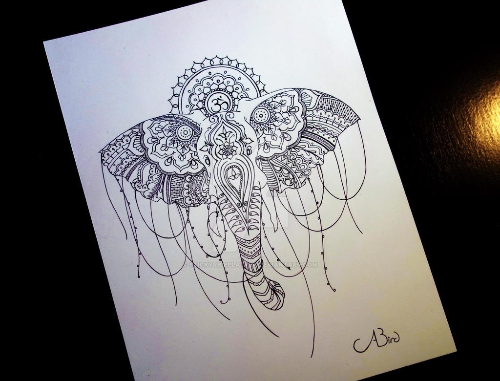 Aurora's Tattoo by StickyRicePlatter on DeviantArt