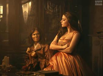 Rumpelstiltskin and Belle