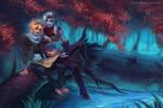 commission: varus and ezreal