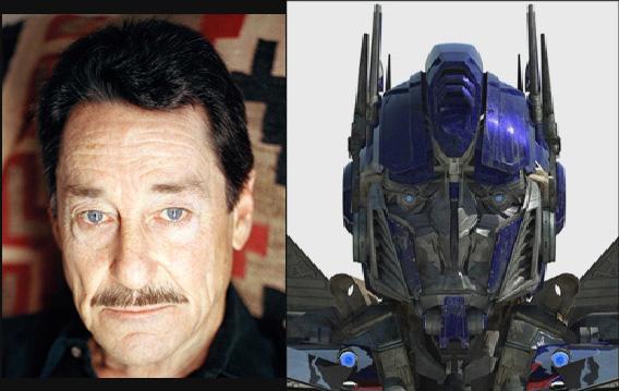 Peter Cullen is Optimus Prime by Leathurkatt-TFTiggy