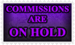 Commissions On Hold by Leathurkatt-TFTiggy