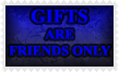Gifts Friends Only by Leathurkatt-TFTiggy