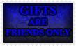 Gifts Friends Only by Leathurkatt-TFTiggy