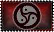 BDSM Emblem Stamp by Leathurkatt-TFTiggy