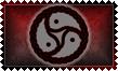 BDSM Emblem Stamp by Leathurkatt-TFTiggy