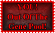 Gene Pool Stamp by Leathurkatt-TFTiggy