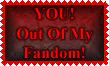 Fandom Stamp by Leathurkatt-TFTiggy