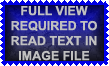 Full View Required Stamp by Leathurkatt-TFTiggy