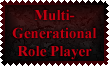 Multi-Generational Role Player Stamp by Leathurkatt-TFTiggy
