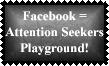 Facebook 1 Stamp by Leathurkatt-TFTiggy