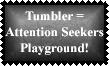 Tumbler 1 Stamp by Leathurkatt-TFTiggy