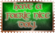Faerie Nice Day stamp by Leathurkatt-TFTiggy